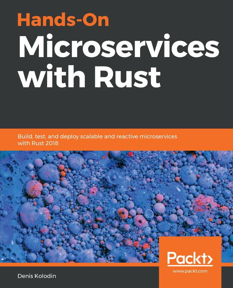 Hands-On Microservices with Rust 1st Edition Pdf Free Download
