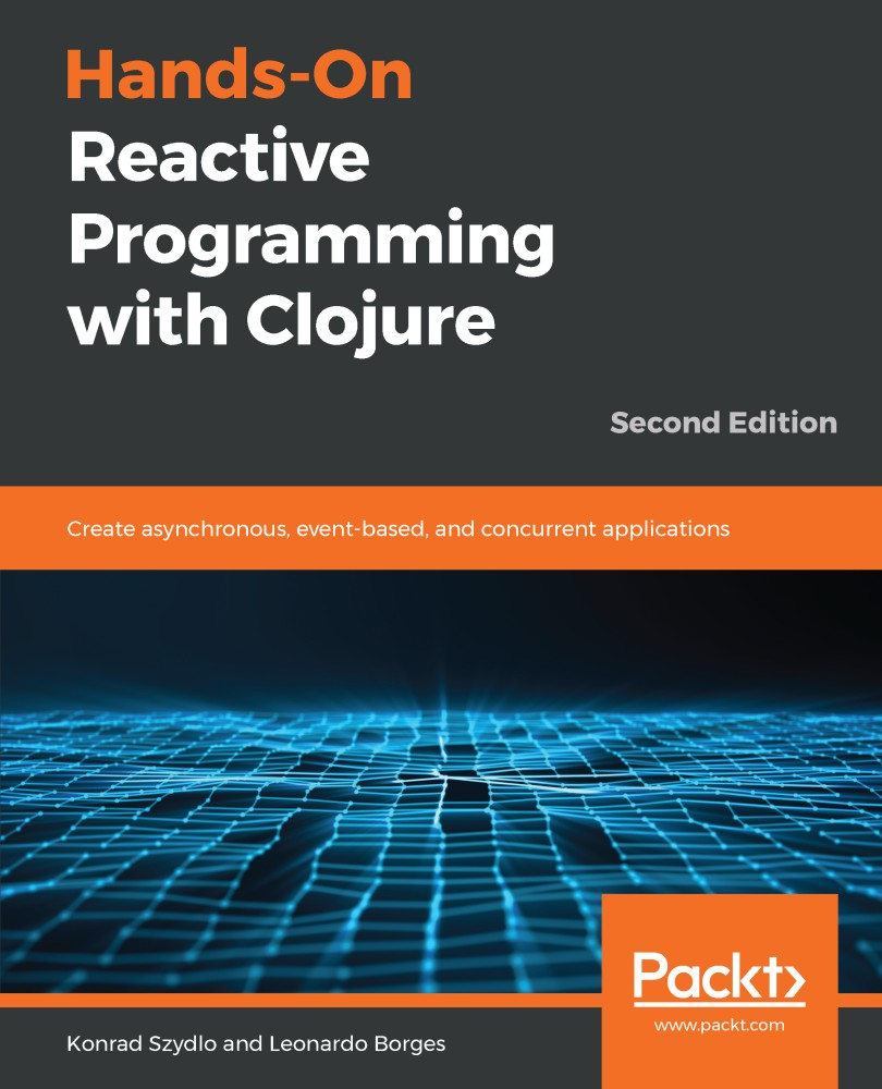 Hands-On Reactive Programming with Clojure 2nd Edition Pdf Free Download