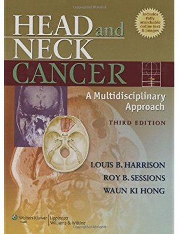 Head and Neck Cancer: A Multidisciplinary Approach 3rd Edition Pdf Free Download