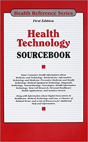 Health Technology Sourcebook 1st Edition Pdf Free Download