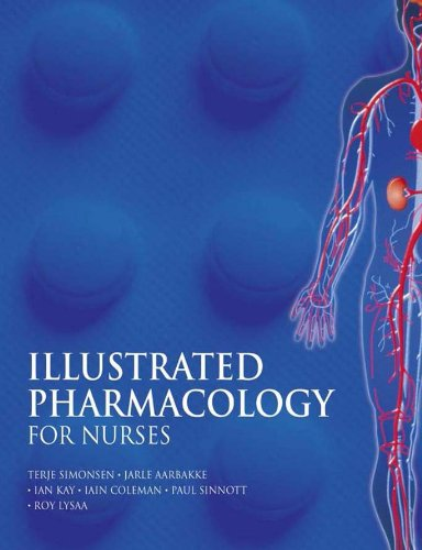 Illustrated Pharmacology for Nurses 1st Edition Pdf Free Download