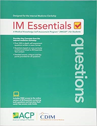 IM Essentials Questions 1st Edition Pdf Free Download
