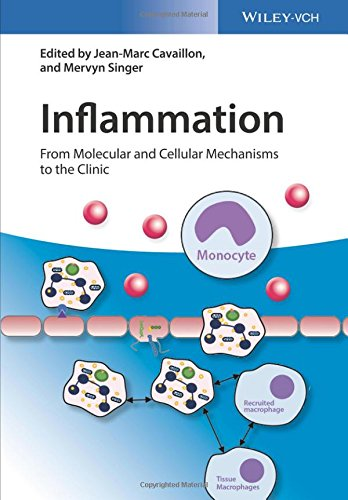 Inflammation: From Molecular and Cellular Mechanisms to the Clinic 1st Edition Pdf Free Download