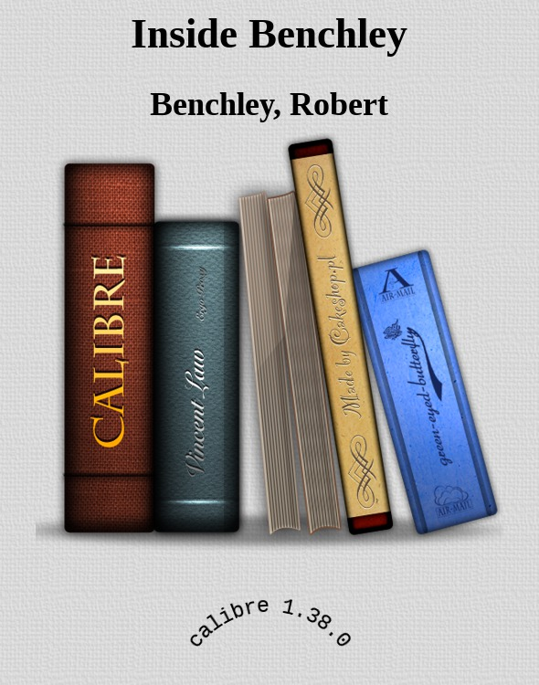 Inside Benchley 1st Edition Pdf Free Download