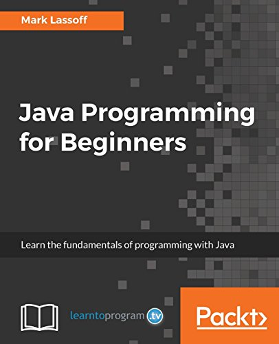 Java Programming for Beginners 1st Edition Pdf Free Download