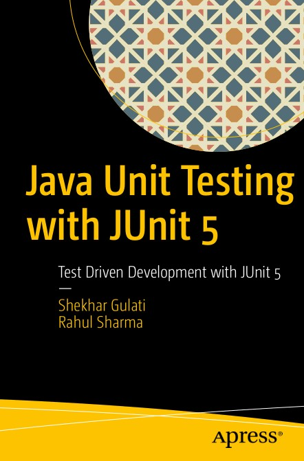 Java Unit Testing with JUnit 5 1st Edition Pdf Free Download
