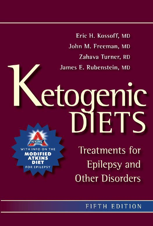 Ketogenic Diets: Treatments for Epilepsy and Other Disorders 5th Edition Pdf Free Download