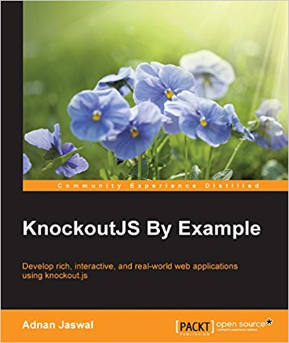 KnockoutJS by Example 1st Edition Pdf Free Download