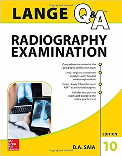 Lange Q&A Radiography Examination 10th Edition Pdf Free Download