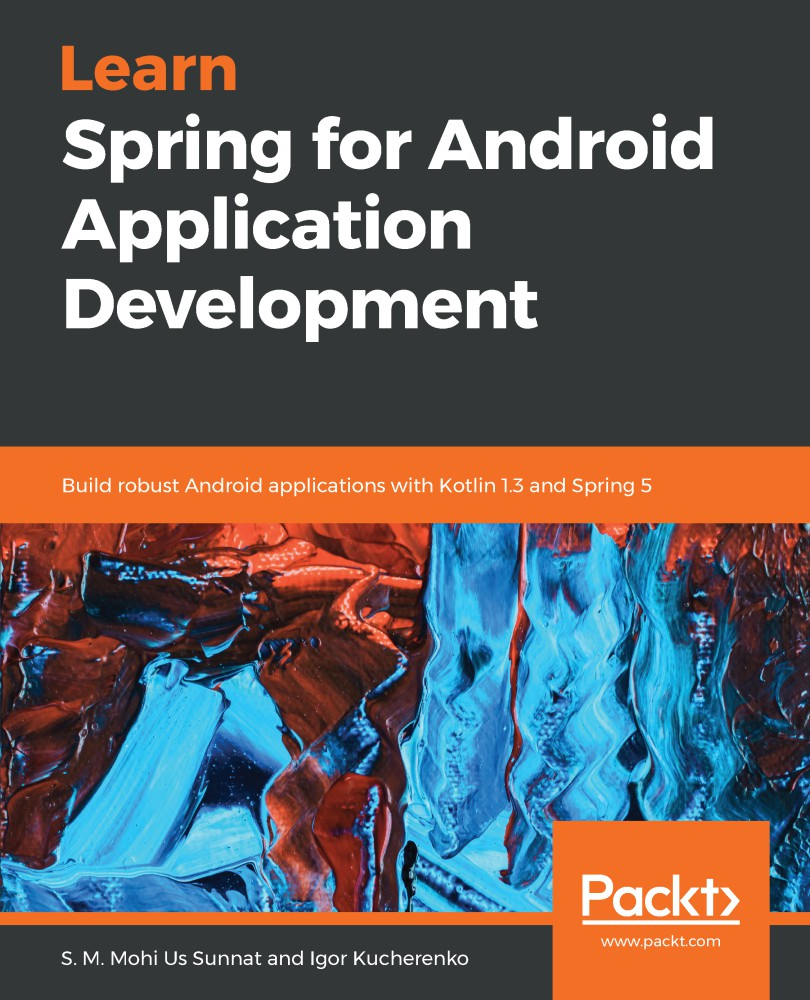 Read Learn Spring for Android Application Development 1st Edition