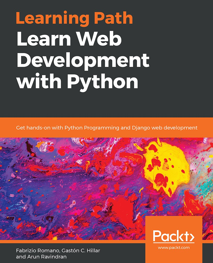 Learn Web Development with Python 1st Edition Pdf Free Download