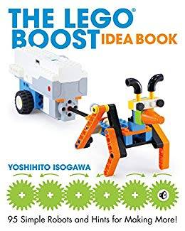 The Lego Boost Idea Book 1st Edition Pdf Free Download
