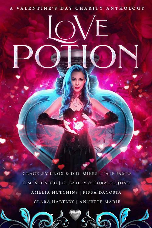 Love Potion: A Valentine's Day Charity Anthology 1st Edition Pdf Free Download
