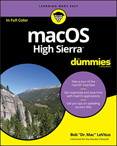 macOS High Sierra For Dummies 1st Edition Pdf Free Download
