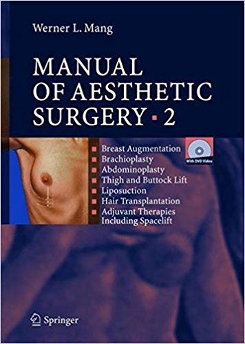 Manual of Aesthetic Surgery 2 1st Edition Pdf Free Download