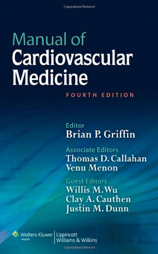 Manual of Cardiovascular Medicine 4th Edition Pdf Free Download
