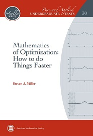 Mathematics of Optimization: How to Do Things Faster 1st Edition Pdf Free Download