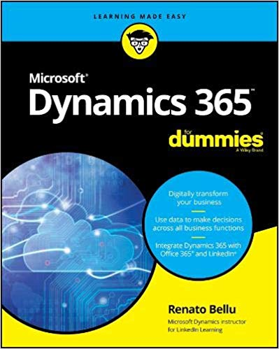 Microsoft Dynamics 365 For Dummies 1st Edition Pdf Free Download