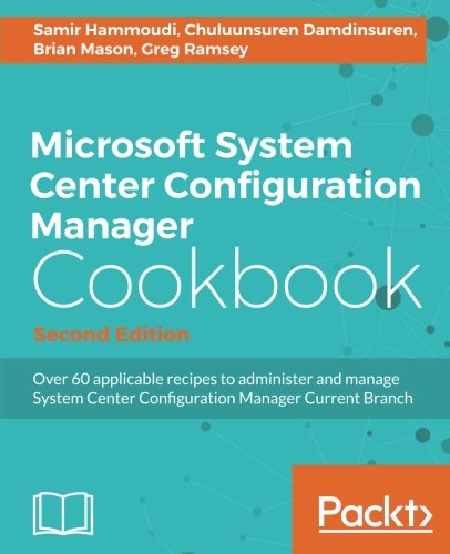Microsoft System Center Configuration Manager Cookbook 2nd Edition Pdf Free Download