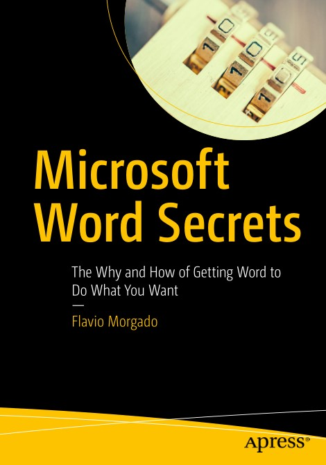 Microsoft Word Secrets 1st Edition Pdf Free Download