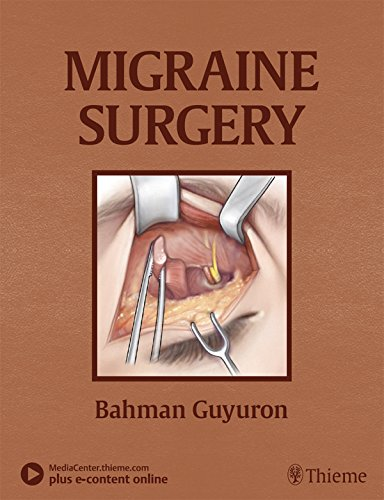 Migraine Surgery 1st Edition Pdf Free Download