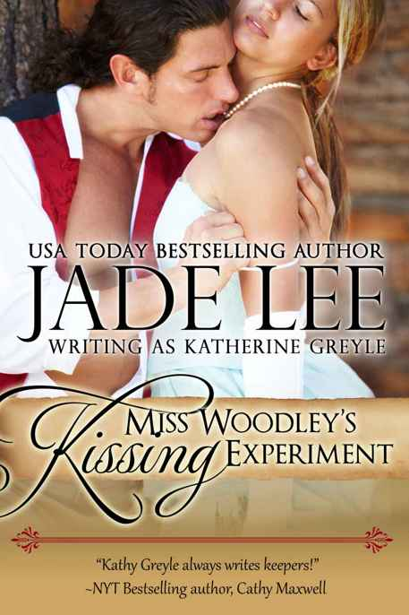 Read Miss Woodley's Kissing Experiment 1st Edition