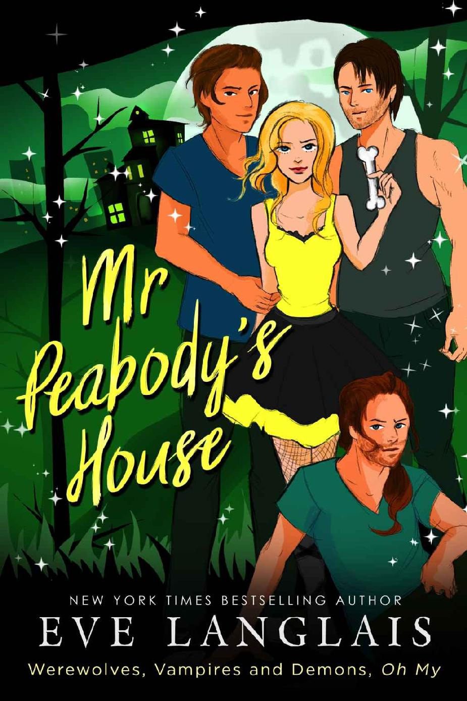 Mr. Peabody's House 1st Edition Pdf Free Download