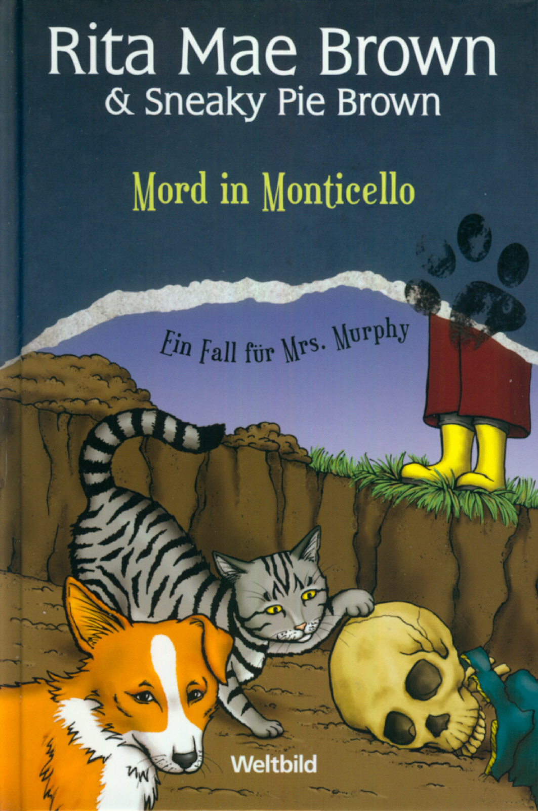 Mrs Murphy 03: Mord in Monticello 1st Edition Pdf Free Download