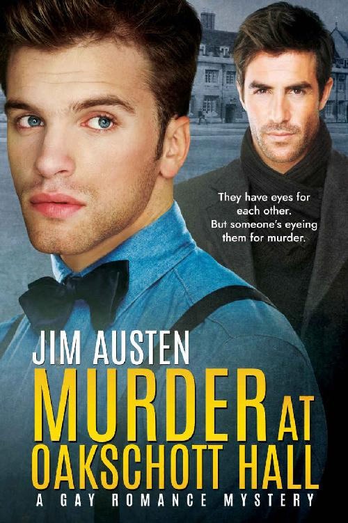 Murder at Oakschott Hall: A Gay Romance Mystery 1st Edition Pdf Free Download