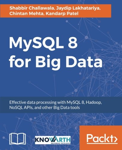 MySQL 8 for Big Data 1st Edition Pdf Free Download