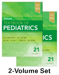 Read Nelson Textbook of Pediatrics, 2-Volume Set 21th Edition