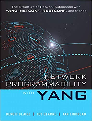 Network Programmability with YANG 1st Edition Pdf Free Download