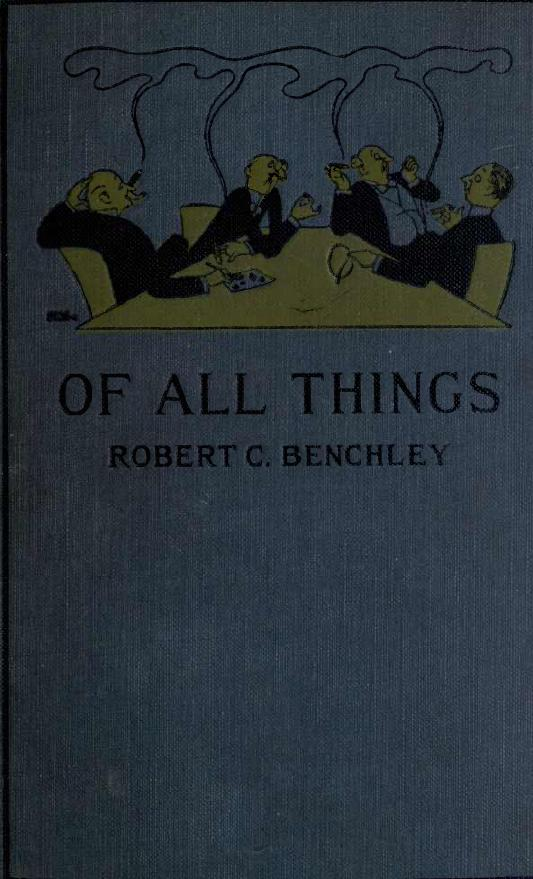 Of All Things 1st Edition Pdf Free Download