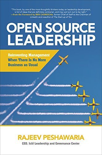 Open Source Leadership 1st Edition Pdf Free Download