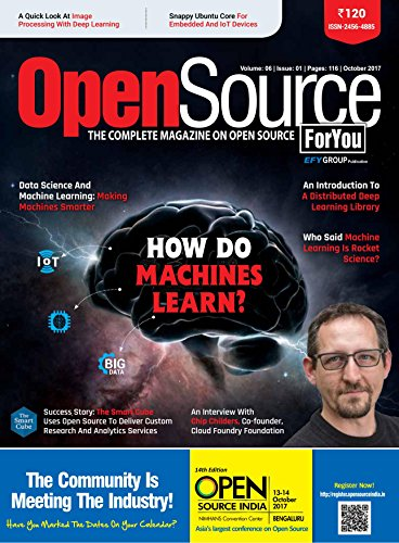 Open Source: How do Machines Learn? 1st Edition Pdf Free Download