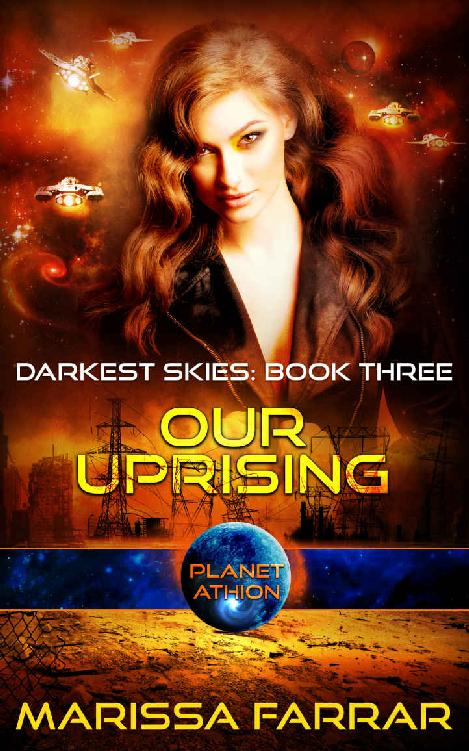 Our Uprising: Planet Athion Series 1st Edition Pdf Free Download