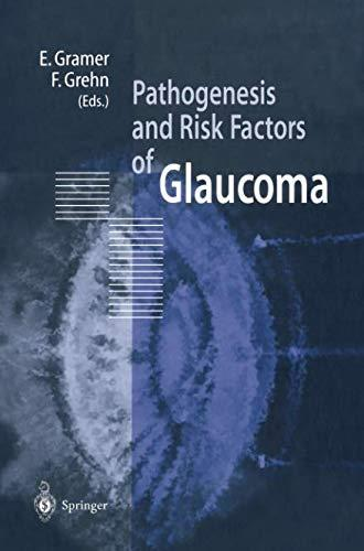 Pathogenesis and Risk Factors of Glaucoma 1st Edition Pdf Free Download