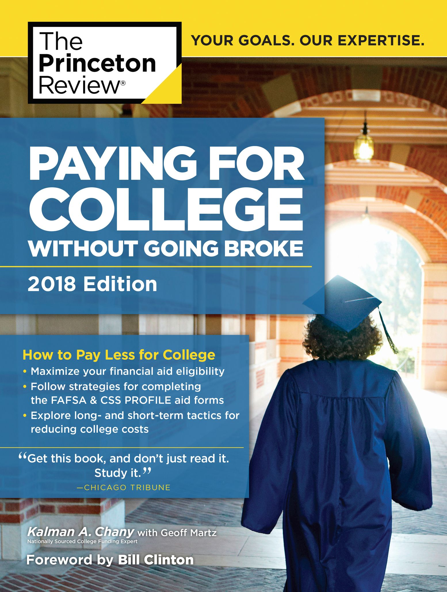 Paying for College Without Going Broke, 2018 1st Edition Pdf Free Download