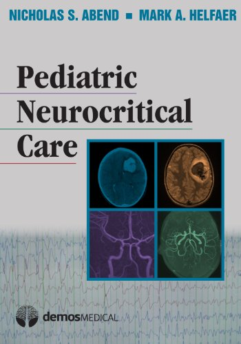 Pediatric Neurocritical Care 1st Edition Pdf Free Download