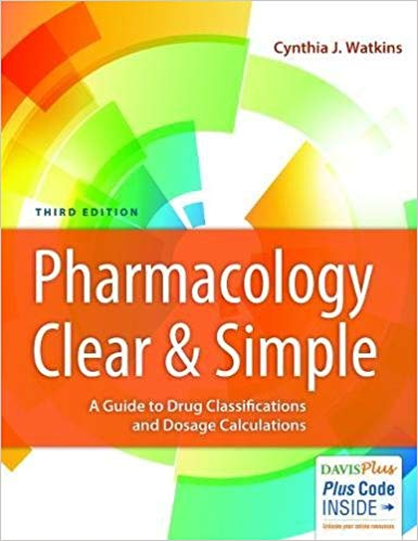 Pharmacology Clear and Simple 3rd Edition Pdf Free Download