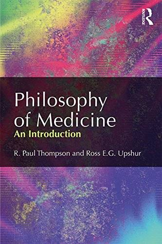 Philosophy of Medicine: An Introduction 1st Edition Pdf Free Download