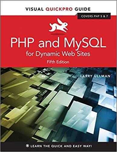 PHP and MySQL for Dynamic Web Sites 5th Edition Pdf Free Download