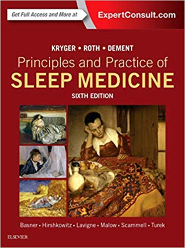 Principles and Practice of Sleep Medicine 6th Edition Pdf Free Download