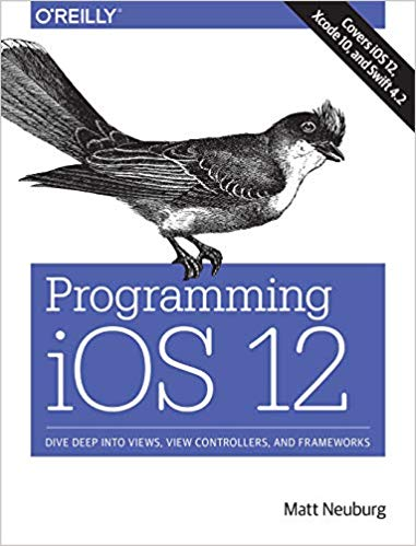 Read Programming iOS 12 1st Edition