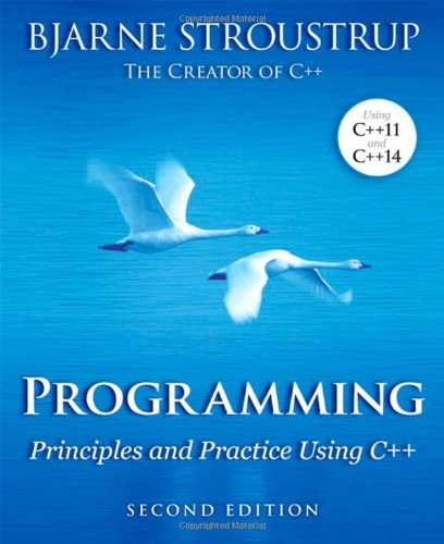 Programming: Principles and Practice Using C++ 2nd Edition Pdf Free Download