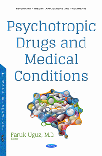 Psychotropic Drugs and Medical Conditions 1st Edition Pdf Free Download