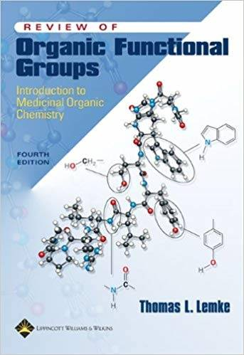Review of Organic Functional Groups 4th Edition Pdf Free Download