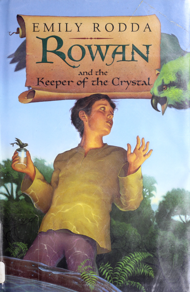 Downloading Rowan and the Keeper of the Crystal 1st Edition
