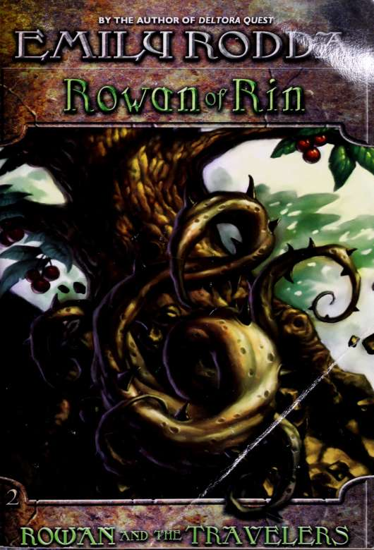 Read Rowan and the Travelers 1st Edition