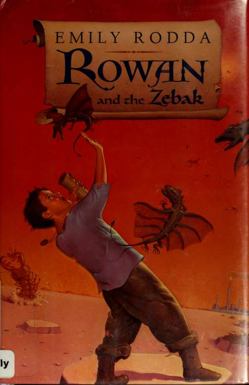 Rowan and the Zebak 1st Edition Pdf Free Download